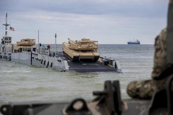 Atlantic Resolve: США запускает план