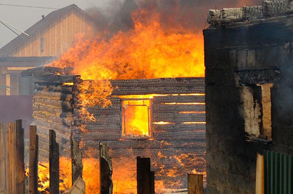 Питерец устроил деревне огненный ад после новостей о теракте