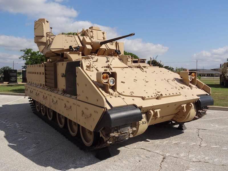 БМП М-2 Bradley - отличная американская бронемашина. 400045.jpeg