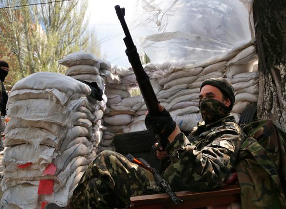 Ополченцы ДНР сбили украинский МиГ-29 и захватили экипаж. Бойцы ДНР сбили МиГ-29