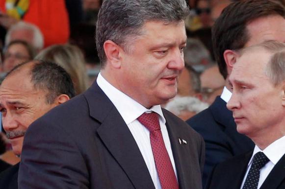 Кремль обмолвился о разговорах Путина и Порошенко. Кремль обмолвился о разговорах Путина и Порошенко