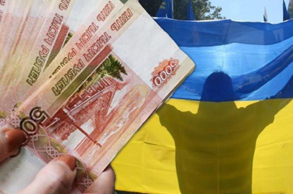 Эксперт считает, что Россия спасает экономику Украины. 397046.jpeg