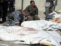 Возле мечети в Ираке смертник совершил самоподрыв