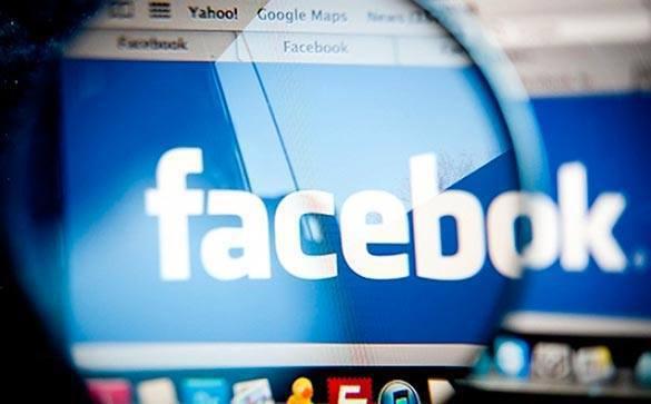 Facebook и Instagram не работают. Большой логотип Facebook