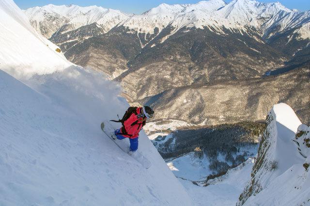 Белое чудо в Сочи. Когда Красная Поляна заменит Альпы?