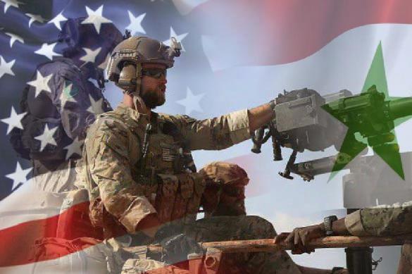 США объяснили, зачем их войска остаются в Сирии. США объяснили, зачем их войска остаются в Сирии