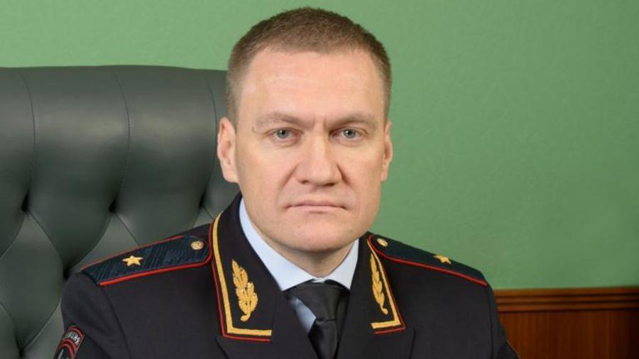 Владимир Колокольцев представил нового главу полиции Петербурга. 400047.jpeg