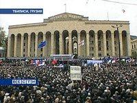 Грузинская оппозиция хочет вновь возобновить митинги