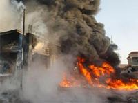 Два боевика погибли при взрыве в секторе Газа