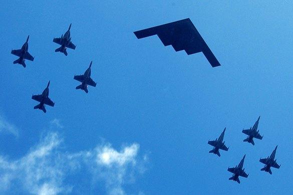 Результат спровоцированных США войн: за год рост от экспорта вооружений 13,4 процента. Экспорт вооружения и военной техники США