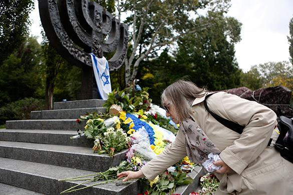 бабий яр вью. Украинцы пытаются переписать историю