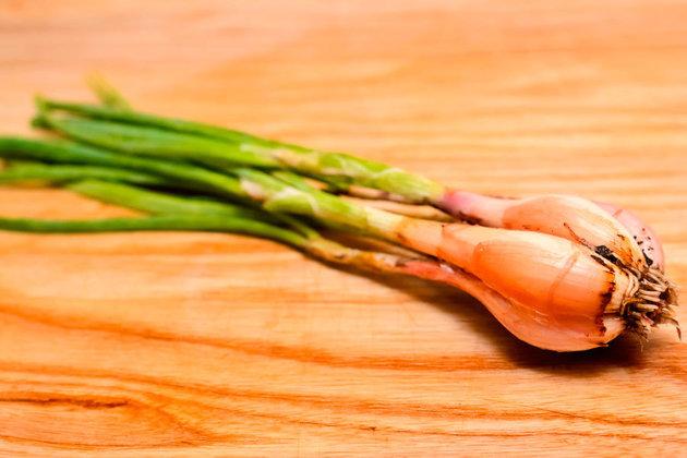 Какие овощи можно  высадить на зиму в открытый грунт. Лук-шалот