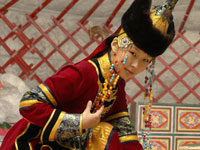 В столице отметили тувинский Новый год