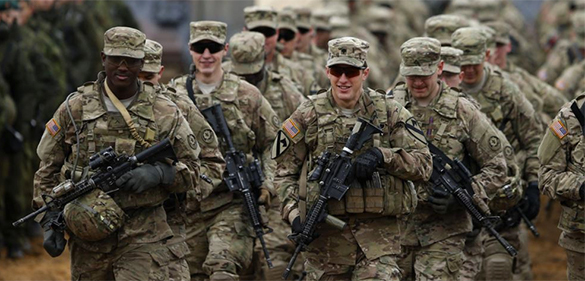 Военный эксперт: Россию не волнует мифическая армия ЕС.