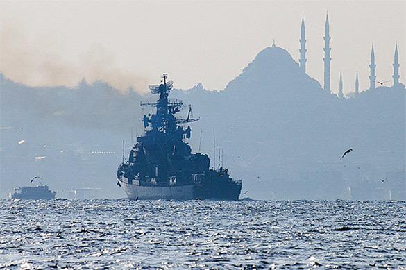 Кораблям ВМФ Российской Федерации грозит теракт— Турецкая агентура