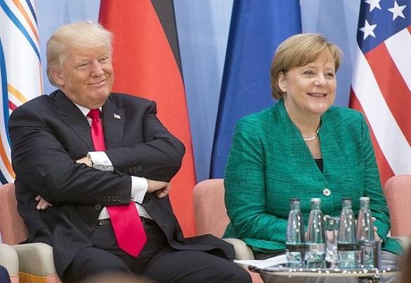 Адский саммит Меркель