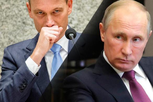 Глава МИД Нидерландов: я 12 лет врал о Путине. Глава МИД