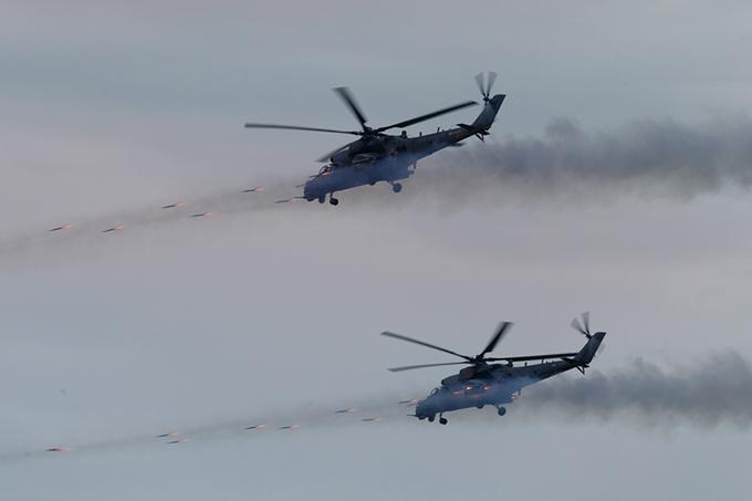 Южный военный округ начал внезапную проверку боеготовности войск