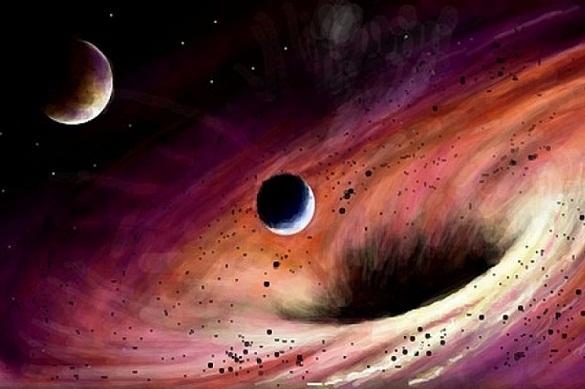 За «горизонтом событий» черной дыры человек перестает стареть