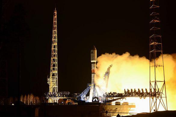 Источник назвал место падения 19 запущенных сВосточного спутников