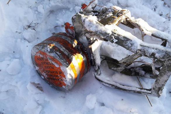 Разбившийся Ан-148 был цел достолкновения сземлей— СКР