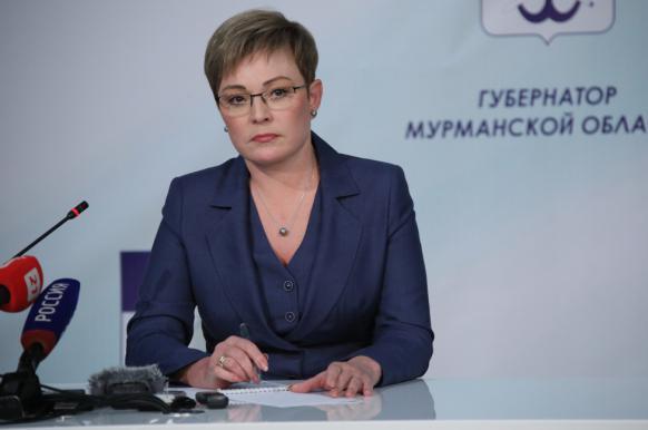 СМИ: губернатор Мурманской области написала заявление об оставке.