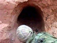 В тоннеле контрабандистов сгорели два палестинца