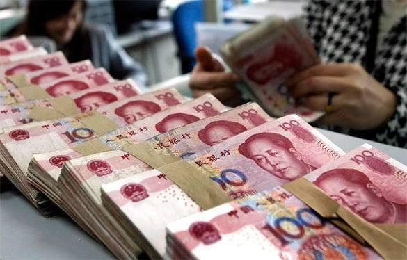 Дедолларизация: Китай завершил создание CIPS - альтернативы SWIFT. Пачки юаней