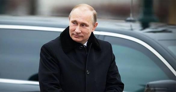 Российский президент лидирует по итогам голосования Time на звание самого влиятельного человека в мире. 317051.jpeg