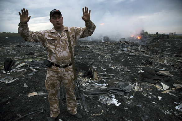 СМИ публикуют секретный доклад: Боинг над Донбасом сбит украинским Бук-М1. Боинг был сбит украинским Буком - доклад