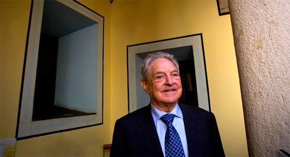 Историк про фонд Сороса: От кривой палки тени не бывает.