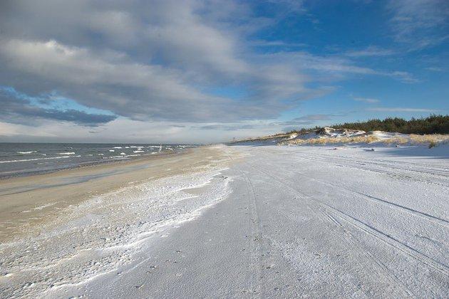 ВПольше утвердили проект возведения канала через Балтийскую косу