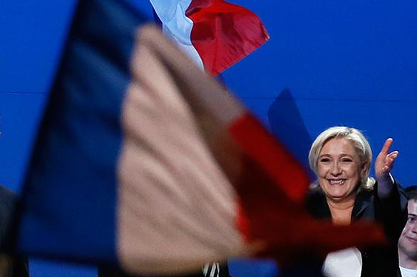 Шансы Марин Ле Пен на победу становятся выше