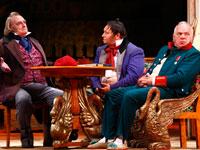 Малый театр открыл гастроли в Санкт-Петербурге