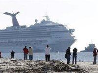 Одиссея круизного лайнера