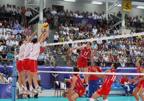 Сургут: северный ветер мировому волейболу не помеха. Сургут. В городе созданы все условия для занятия спортом