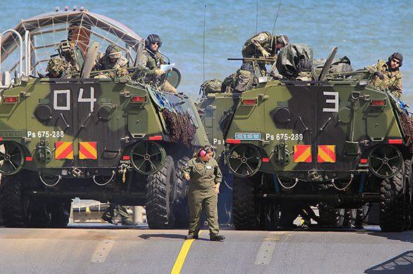 НАТО и армия России пока придерживаются стратегии осады - военный эксперт.