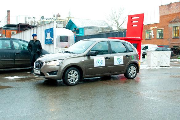 В Россию пришел городской каршеринг