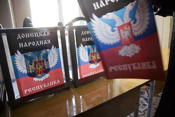 Захарченко присвоил линии соприкосновения вДонбассе статус госграницы
