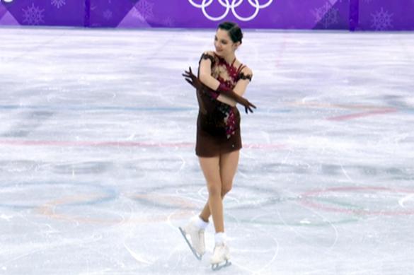 Мисс очарование: фигуристка Медведева восхитила россиян. Мисс очарование: фигуристка Медведева восхитила россиян