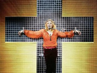 Мадонну не пустили на главный стадион Будапешта
