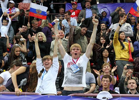 Сургут: северный ветер мировому волейболу не помеха. Сургут. В городе созданы условия для занятия спортом