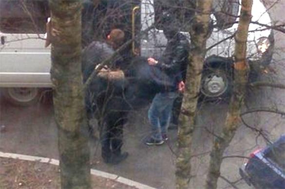 В Петербурге задержаны предполагаемые сообщники смертника
