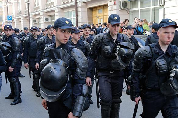 Путин сравнил российские правоохранительные органы с европейским