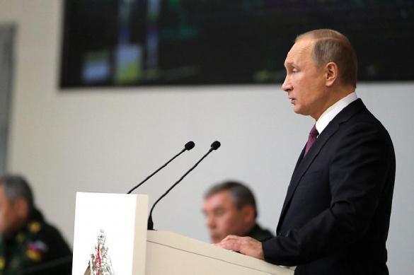 Путин и Шойгу посоветовали не проверять Россию на прочность. 381053.jpeg