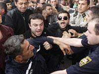 За два месяца на активистов грузинской оппозиции совершено более