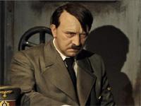 Немец оштрафован за то, что оторвал голову Гитлеру