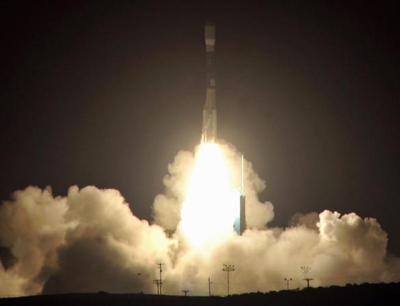 Россия запустила рекордное количество космических аппаратов в 2014 году. Россия запустала рекордное количество ракет