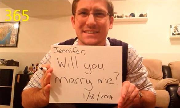 Мужчина 365 раз за год предлагал девушке выйти за него замуж. Взрыв YouTube: 13 млн просмотров. 314054.jpeg