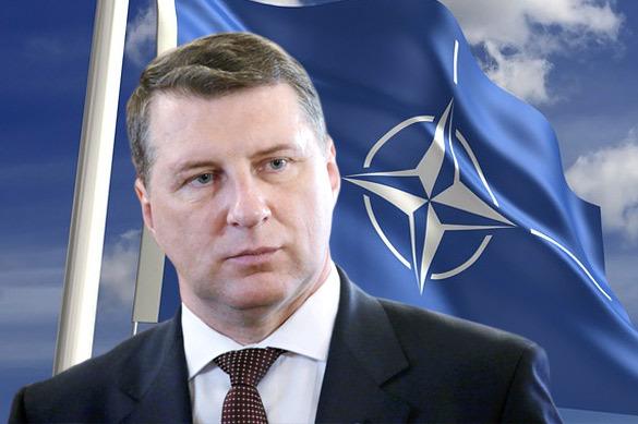 Латвия настаивает на диалоге НАТО с Россией